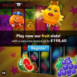 online gokkasten polder casino